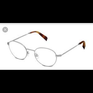 War by Parker Henry Eye Glasses Silver